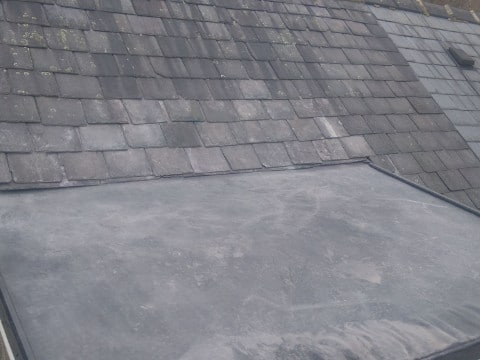 epdm flat roof installed Wigan roof tiles replaced